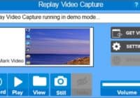 replay video capture interface