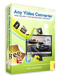 Any Video Converter Free Edition