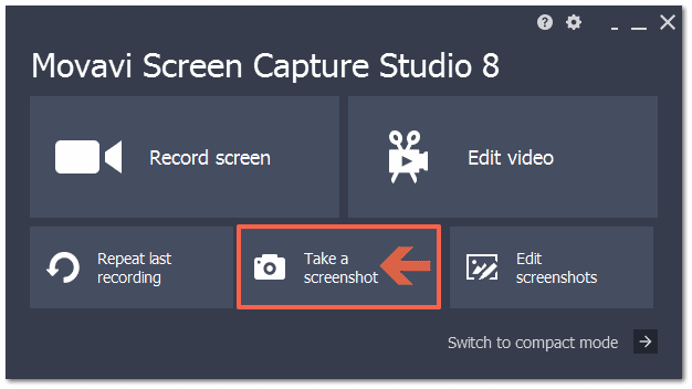 Movavi Screen Capture Studio 8