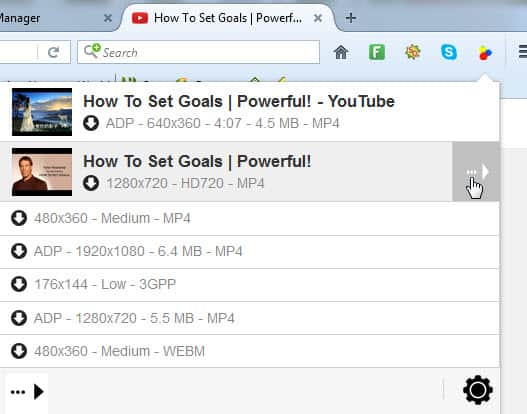 Top 3 Browser Add-ons or Extensions to Download Videos Online