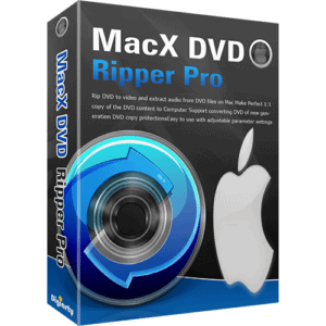 MacX DVD ripper pro for Mac