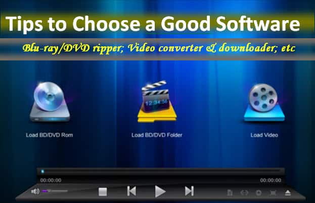 how to choose a good software