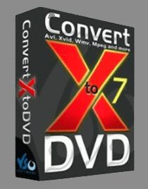 Convert X to DVD 7