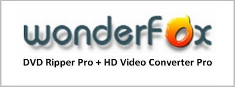 Wonderfox dvd ripper and video converter