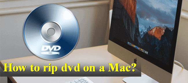 how to rip dvd on a mac