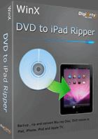 WinX dvd to ipad ripper