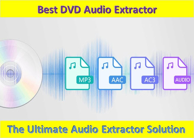 Best DVD Audio Extractor
