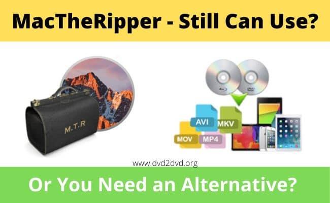 Mac The Ripper (MTR) or alternative