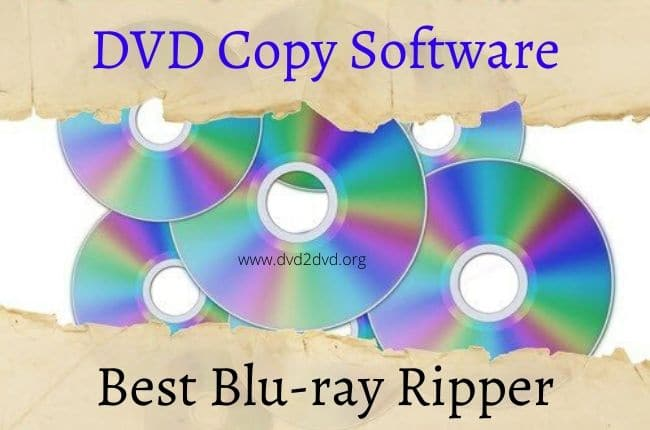 DVD Copy and Blu-ray ripper