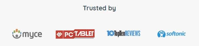 DVDFab software trustedby