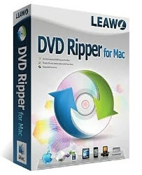Leawo DVD ripper for Mac