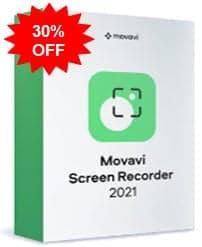 Movavi Screen Recorder 30% OFF