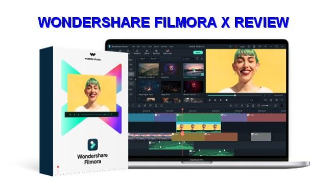 Wondershare Filmora X review